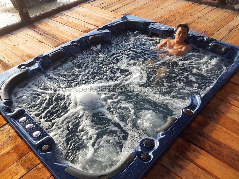 Hydro Massage Tubs /whirlpool Massage Hot Tub Extra Large - Buy Hot ...