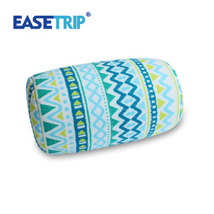 Plastic Travel Portable Travel Beads Pillow
