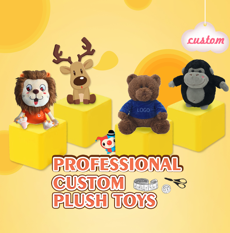 2019 Shanghai Custom Plush Toys Stuffed Animals custom teddy bear