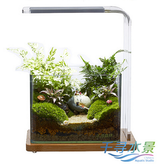 Professional Aquatic Landscaping Led Aquarium Light For Wabi Kusa ...