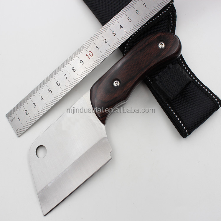 Stainless Steel Outdoor survival chop knife, outdoor survival knife - DK12