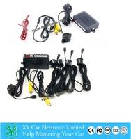 Vehicle Tools car radar detector parking lot sensor system XY-5209