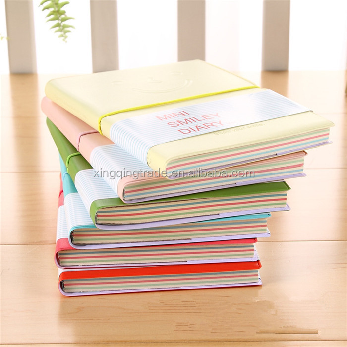 17.5*12.5cm Cute Notebook Pocket Notebook Diary Notebook