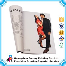 softcover customized cheap sexy adult magazine printing wholesale