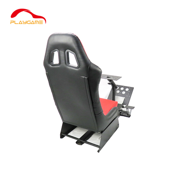 Hot Sale Factory Car Racing Electronic Game Machine Popular indoor game 3D driving car seat racing simulator