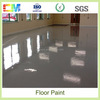 Oil Based Dustproof Chemical Resistant Epoxy Resin Warehouse Floor Paint