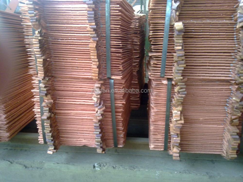 Cathode 99.99% Copper Cathode Pure Grade Copper Cathode Sellers ...