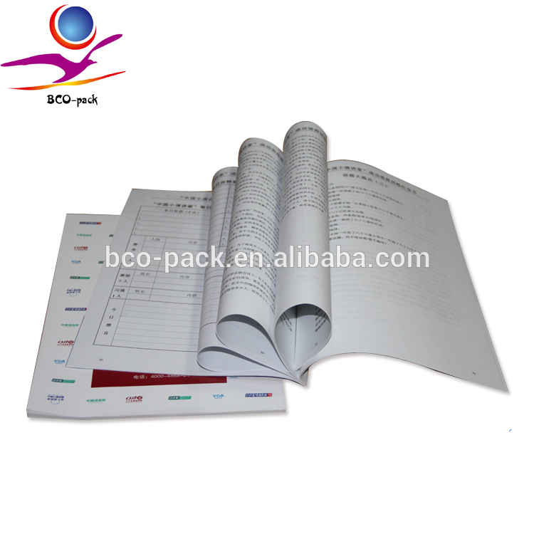 China Manufacturer Brochure Poster Printing