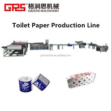 toilet paper production line , toilet tissue making machines