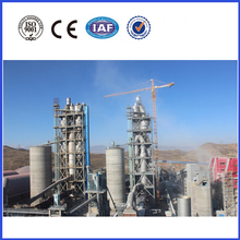 Professional cement equipment manufacturer with 58 years experience