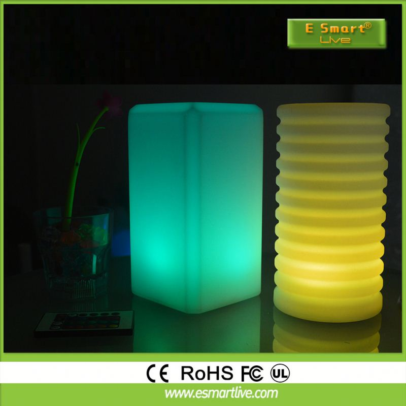 Yusing rechargeable cordless table lamp