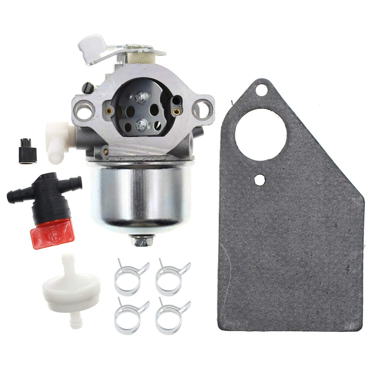 Carbhub 698171 Carburetor for Briggs & Stratton 698171 697594 Replacement Carburetor 698171 Briggs and Stratton Carburetor
