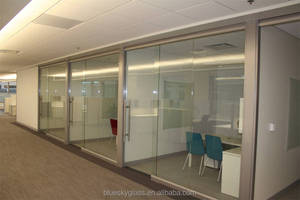 Interior Office Glass Wall