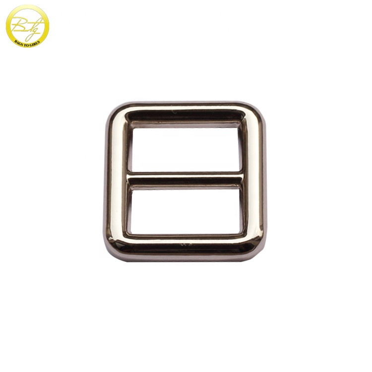 Apparel Sewing & Fabric Special Section 10pcs Adjustable Zinc Alloy Tri-glide Buckles 25mm Webbing Slider Silver For Backpack Straps