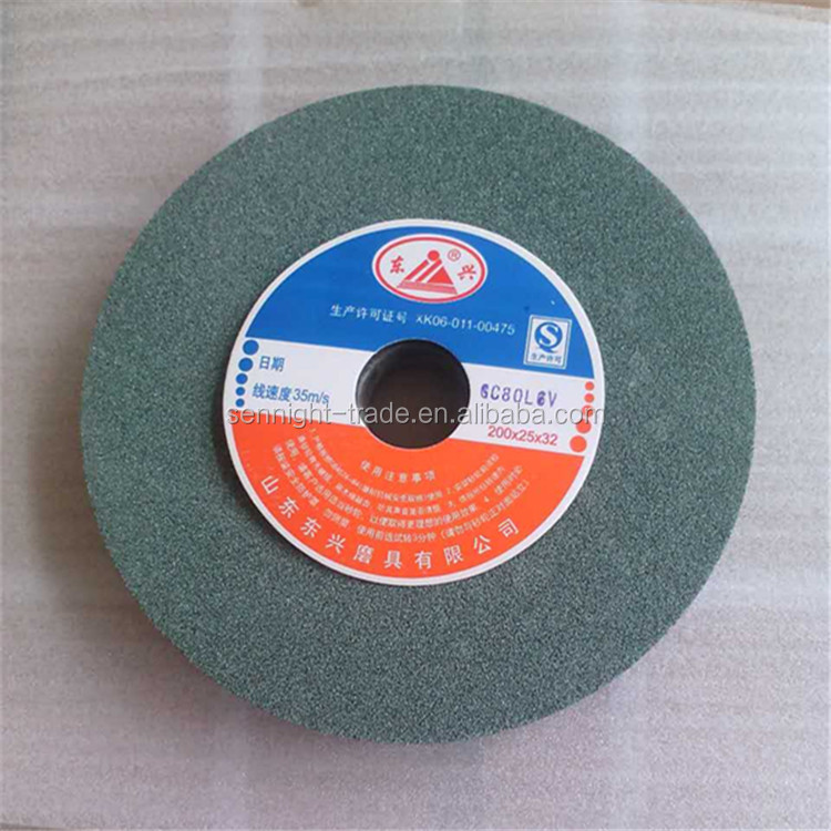 GC Silicon Carbide Abrasive Toolroom Grinding Wheels
