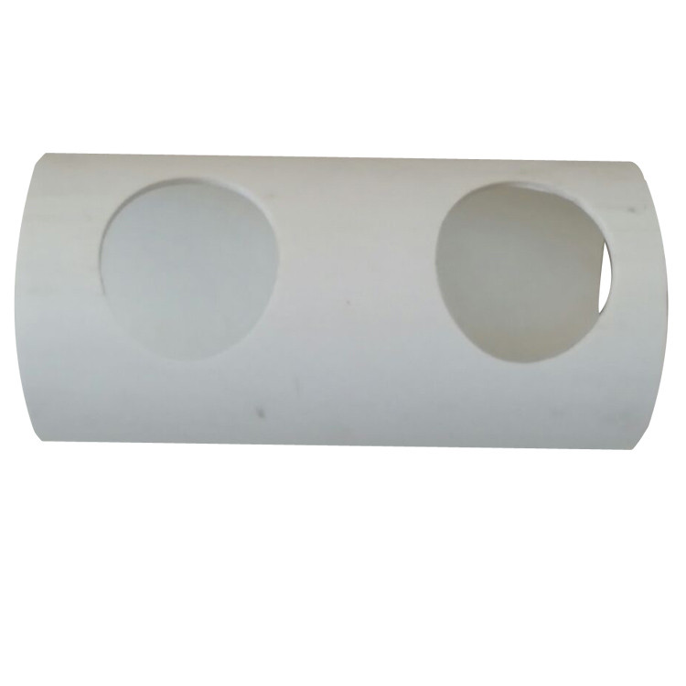 Food Grade Square PVC Plastic Pipe for Hydroponic System/ Farm Planting