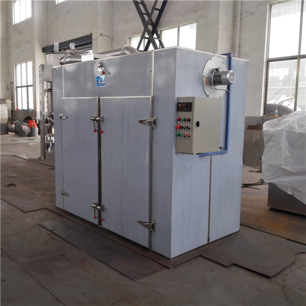 Hot air cabinet vegetabel dryer/drying fruit dryer easy operation