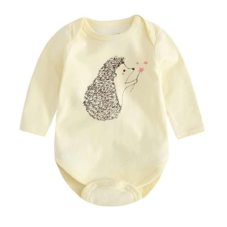 Inventive New Fashion Newborn Baby Boy Girl Deer Print Animal Romper Playsuit Sleeveless Jumpsuit Clothes Outfit Catalogues Will Be Sent Upon Request Boys' Baby Clothing Bodysuits & One-pieces