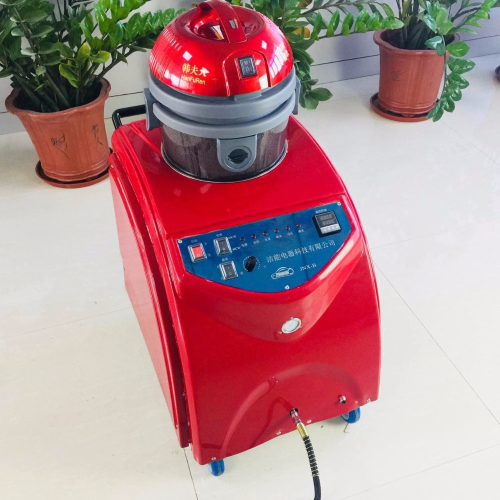 CE Non-Boiler Plastic Electric Steam Car Cleaner