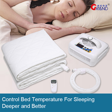 Semiconductor Circulating Water To Achieve The Dual Effect of HeatingAnd Cooling Mattress
