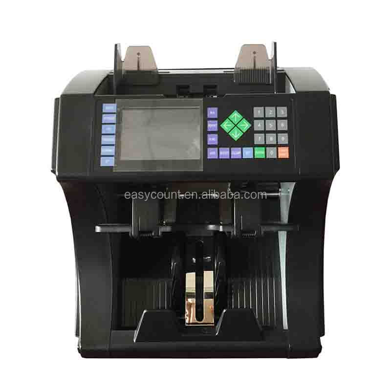 EC1689 Intelligent Counterfeit money machine Bill Counter Best Currency Counter