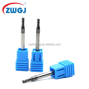 Customized Solid Carbide Chamfer Cutter End Mills Cutting Tools