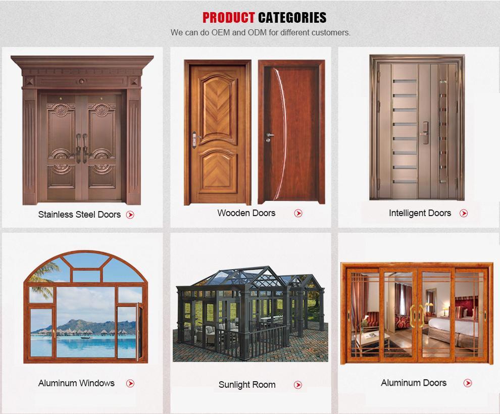 Foshan Baivilla Doors&Windows System Co Ltd Doors Windows