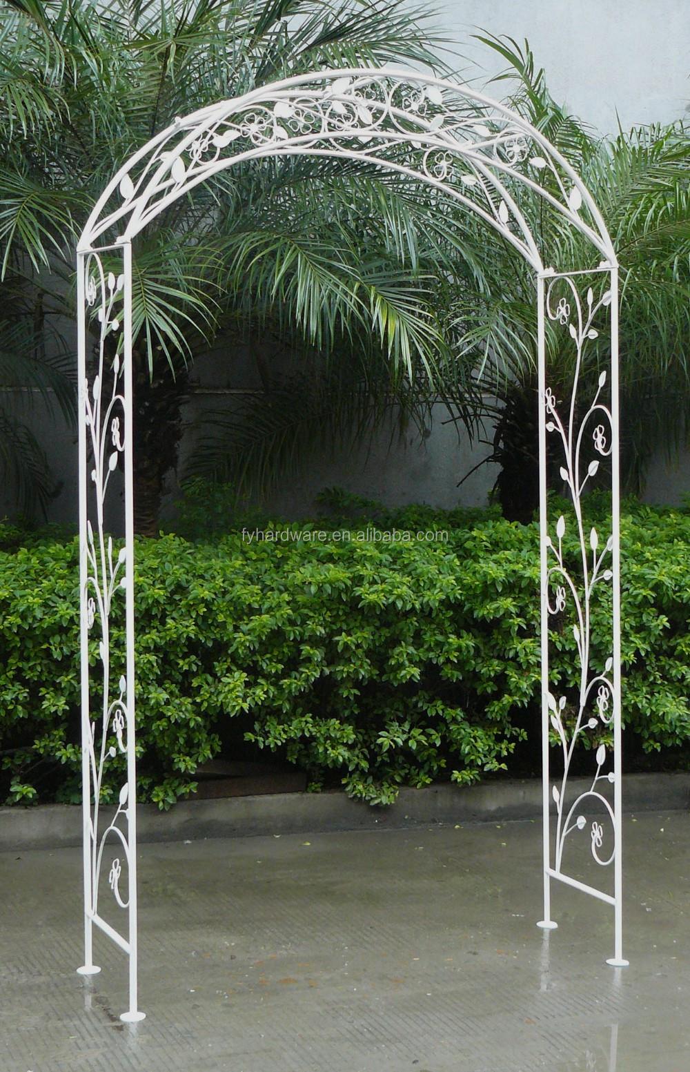75ft Arco Jardn Hierro Forjado Material Y Decorativo Arbor Buy