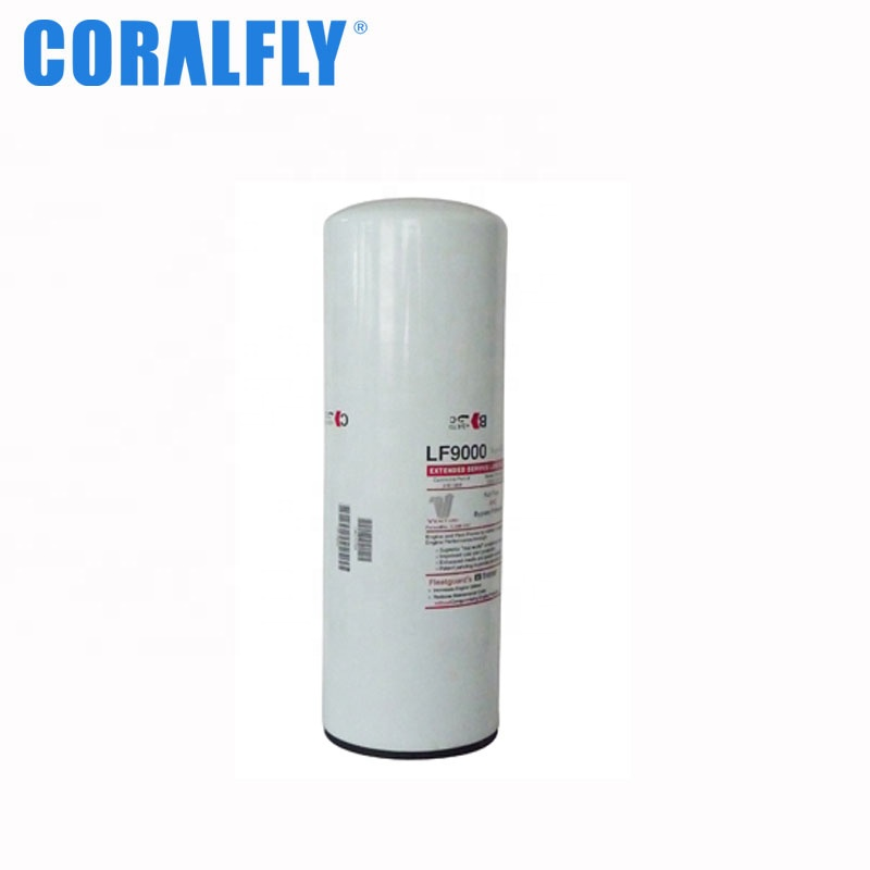 LF9000 P559000 lube filter spin-on full flow olie filters in china