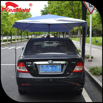 Professional factory supply 5x5 pop up tent,anti hail car cover