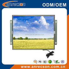 Small Size 7/ 8/ / 10/ 12/ 15/ 17/19 inch Sunlight Readable LCD Monitor