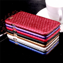 Artificial Leather Book Wallet Mobile Phone Case Back Cover For iphone 7
