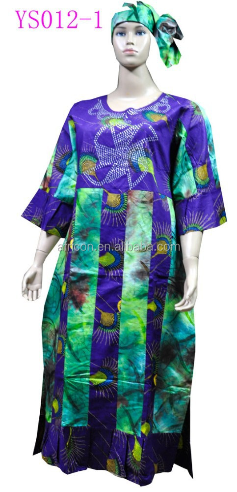 YS012-1 2015 african women bazin dresses designs make by brocade fabric
