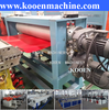 pvc roofing sheet machine (three layers) pvc sheet production line