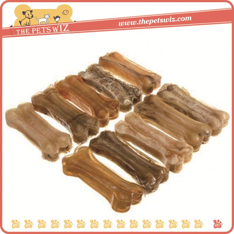 Dog chews rawhide bone ,p0wRe dog bones for sale