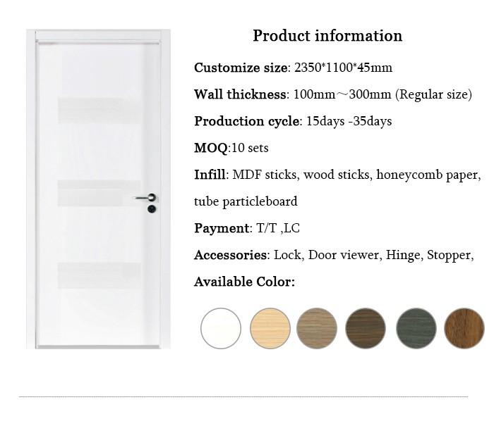 Goldea Wooden Door Stickers Transparent Plastic Doors Buy Wooden Door Stickerstransparent Plastic Doorswood Door Frame Assembly Presswooden Door