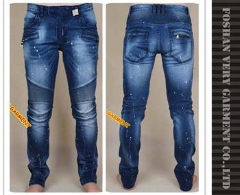 Pantalones Vaqueros Hombre De Moda