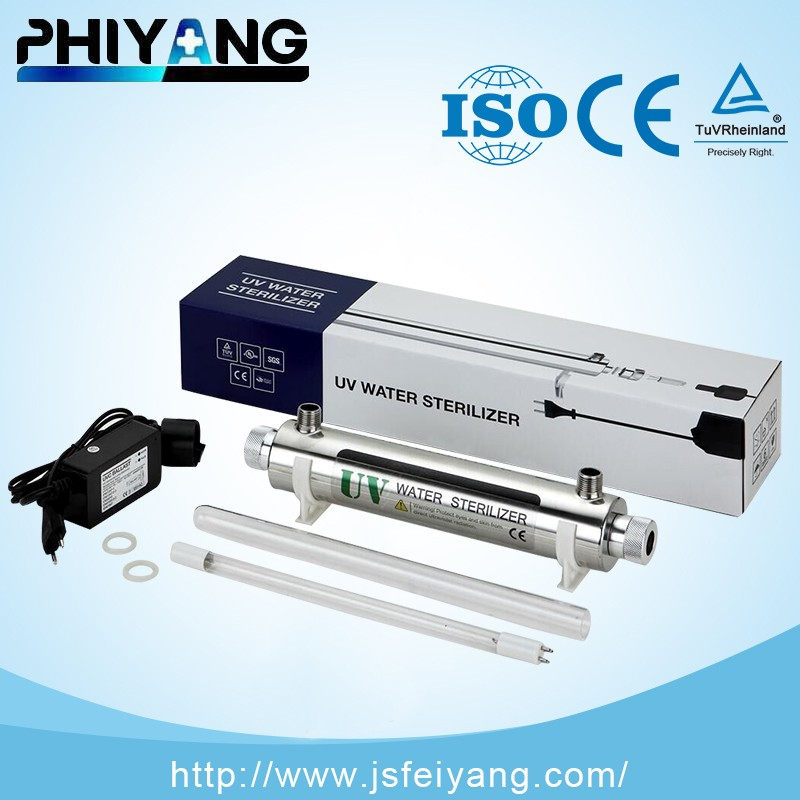 Swimming Pool Aquarium 55w UV Light Disinfection Ro System