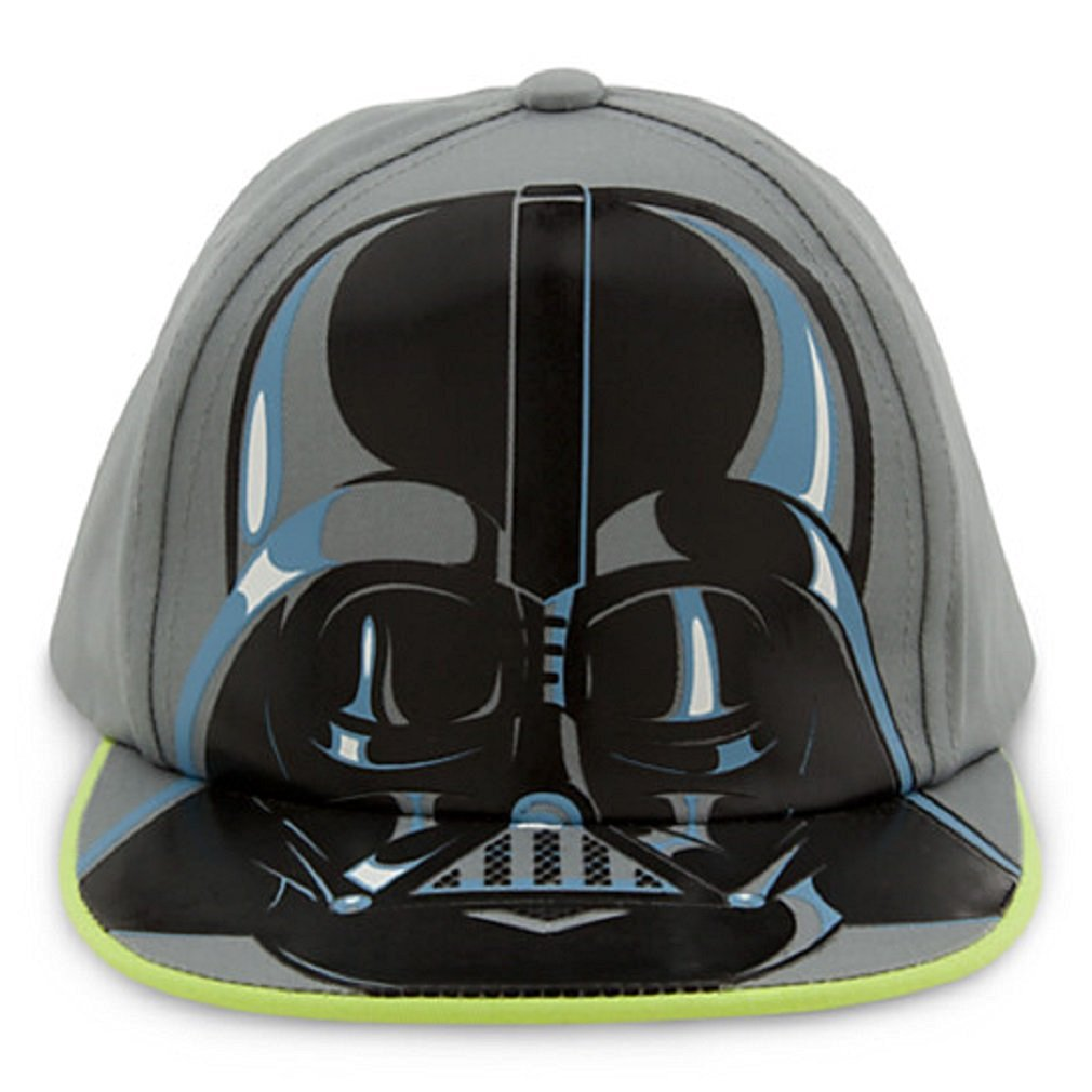 9a0abc0946314 Get Quotations · Star Wars the Darth Vader Baseball Cap Hat Big Boys  One  Size
