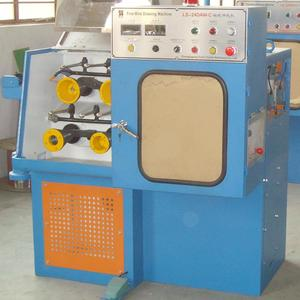 Stainless fine wire or Extremely fine wire drawing machine for stainless steel wire SPD-14SS
