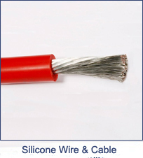 Electrical wire 1/0 AWG 4/0 AWG silicone rubber wire cable