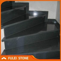 Cheap Price G654 Granite Stairs Design, Granite Tiles