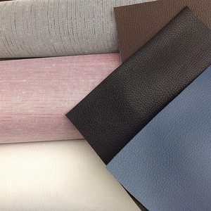 0.6-0.8mm peeling resistant pvc leather material for chairs