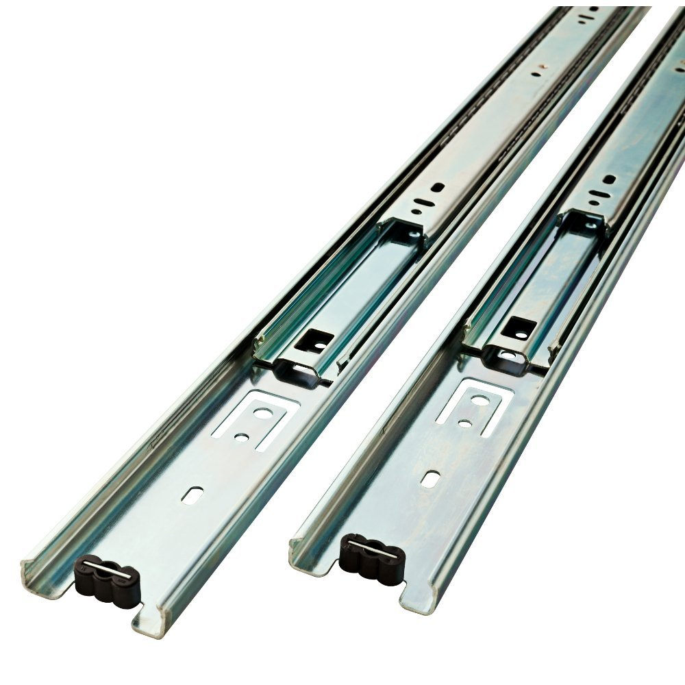 Perfect Get Quotations · Liberty D80618C ZP W 18 Inch Ball Bearing Drawer Slides