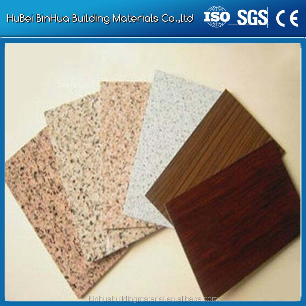 wood/granite grain acp