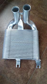 high performance aluminum intercooler for isuzu d-max / isuzu dmax