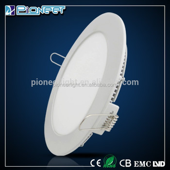 New Ce Rohs Led Celing Panel Light Round Dimmable Led Ceiling ...