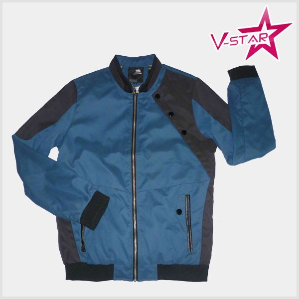 new style stock item cheap jacket stock men's jacket wholesale jaqueta masculina