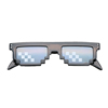 Size [L] Thug Life Glasses Deal With It Glasses Pixel Sunglasses