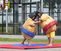 Customized Fighting Inflatable Sumo Suits Sport Game
